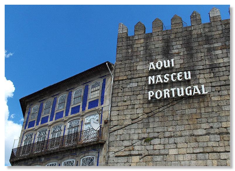 Начало Португалии